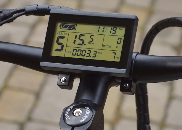 LCD e BIKE DISPLAY CONTROLLER SCREEN MONITOR COMPUTER