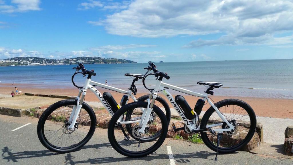 Eco Expedition Electric Bike English Riviera