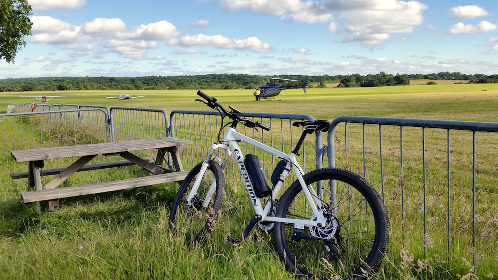 Eco Expedition Electric mountain Bike 250w